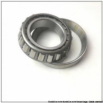 EE275106D/275160 Double row double row bearings (inch series)