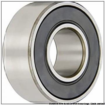 329115/329173D Double inner double row bearings inch