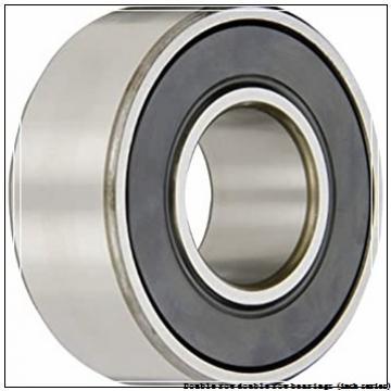 93788D/93126 Double row double row bearings (inch series)